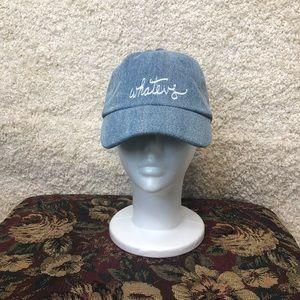 Torrid WHATEVS Adjustable hats